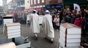 warrington town centre